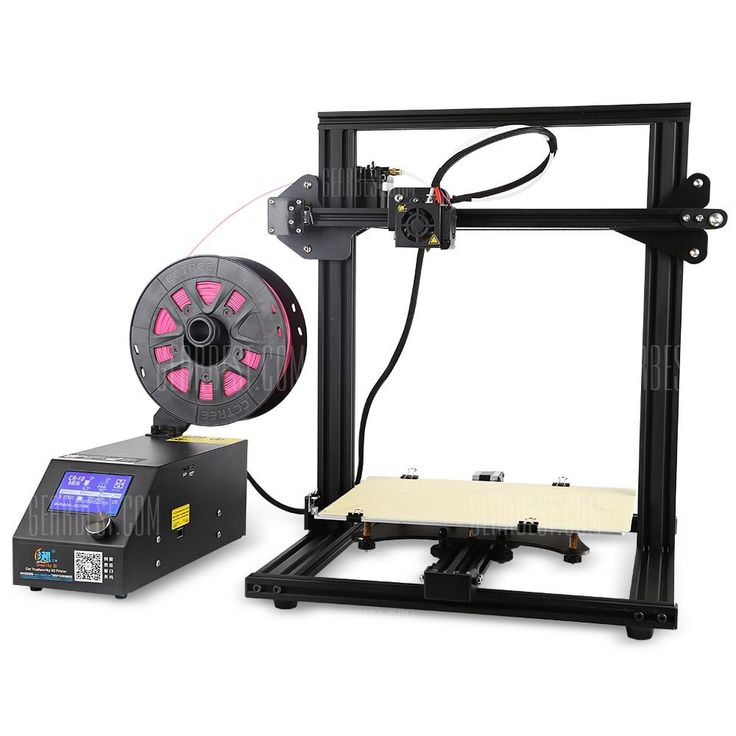 🏷️🐼 Creality3D CR - 10mini 3D Desktop DIY Printer Kit-EUBLACK - 285.86€    Disclaimer: ● Please read and follow the user manual carefully before you assemble or operate the 3D printer. ● Modification and customization of the 3D printer are strictly forbidden. We will take no responsibility for any problems resulting from modifications. ● Always use the correct AC volta...  #BonsPlans, #Creality3D, #Deals, #Discount, #Gearbest, #Promotions, #Réduc