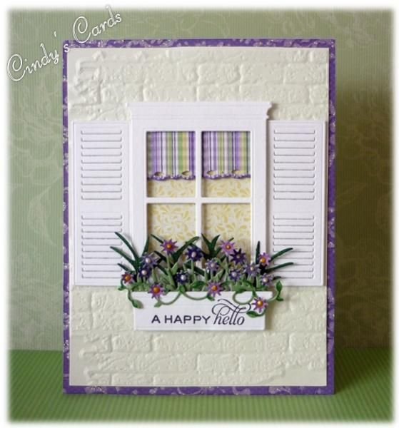 Happy Hello by frenziedstamper - Cards and Paper Crafts at Splitcoaststampers