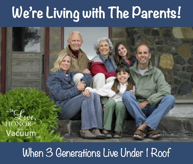 Living with Our Parents: Making a Multigenerational Household Work
