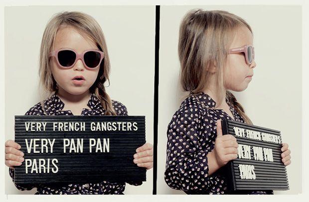 kreative Verbrecherfotos von Kindern | via Der Typ von Nebenan