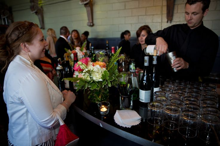 Outside of the Cake Box Cocktail Style Weddings @Airship37 Event Venue