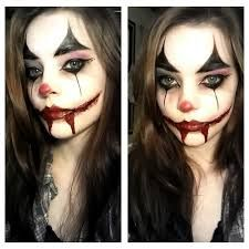 Image result for zombie clown