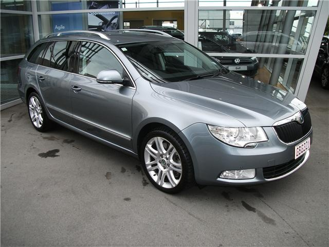 2011 Skoda Superb V6 4X4 Wagon. These things are ... superb (sorry) #skoda #superb #cars