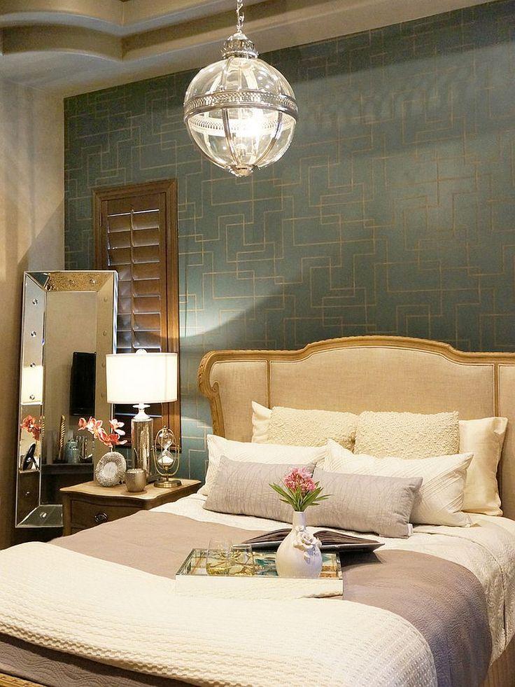Stylish Victorian Bedroom With Decor From Restoration Hardware Decoist