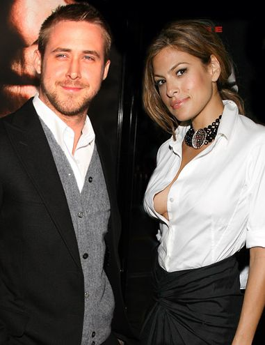 Ryan Gosling & Eva Mendes' Baby Name: Revealed! Inspired By One of Eva's Movies? - The Hollywood Gossip