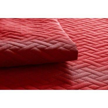 Tkanina dekoracyjna Leo Plus 20 Red