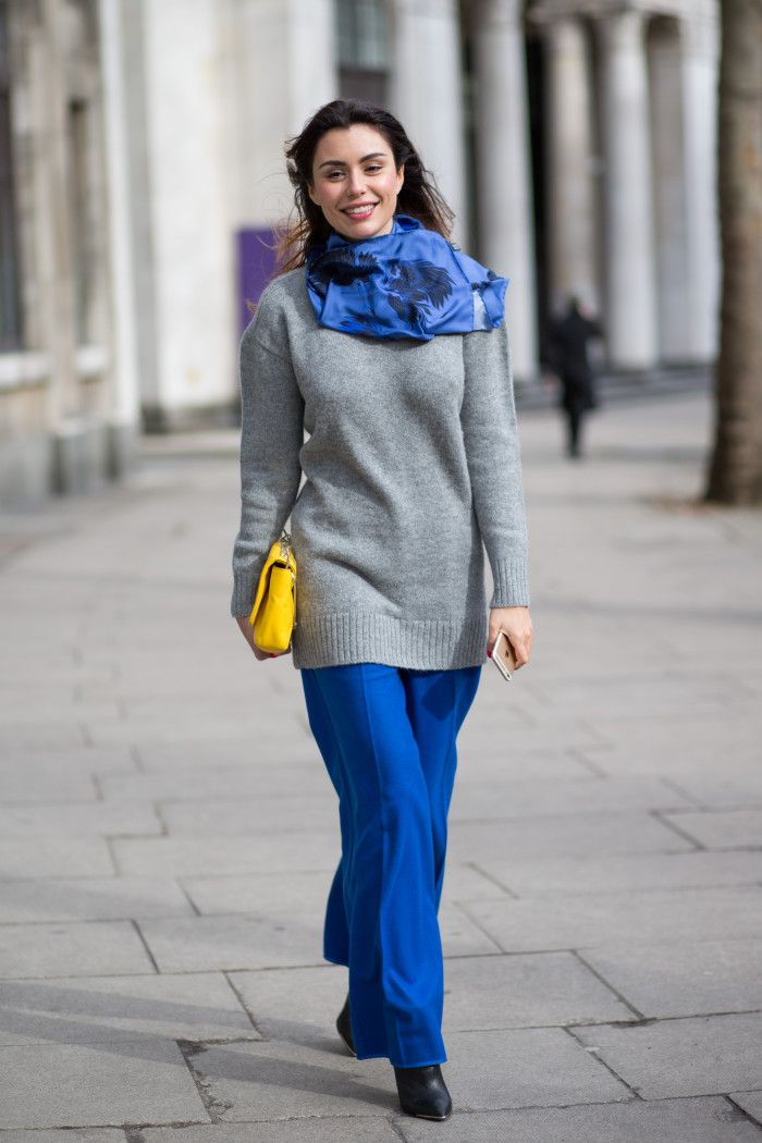 13 Best Images About Lfw 2015 Street Style On Pinterest