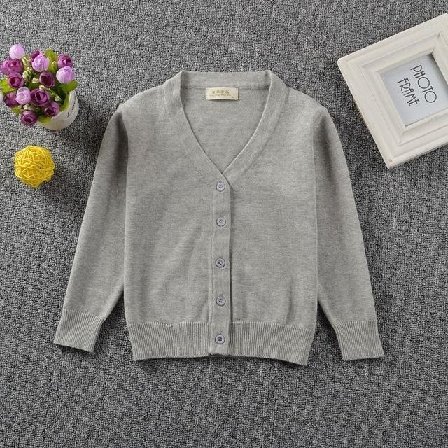 Toddler Girl's Cardigan Sweater