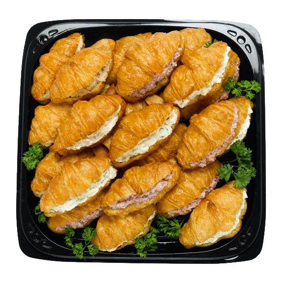 Mini Croissant Sandwich Tray - Marsh Supermarkets