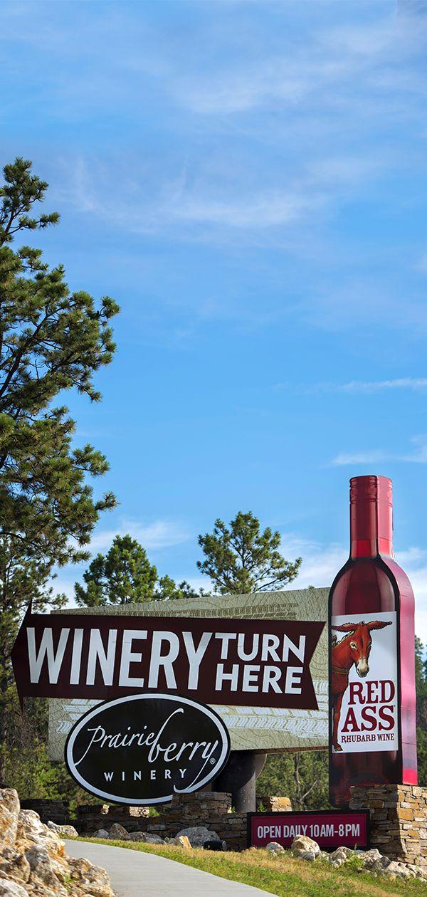 Pin on South Dakota Wineries