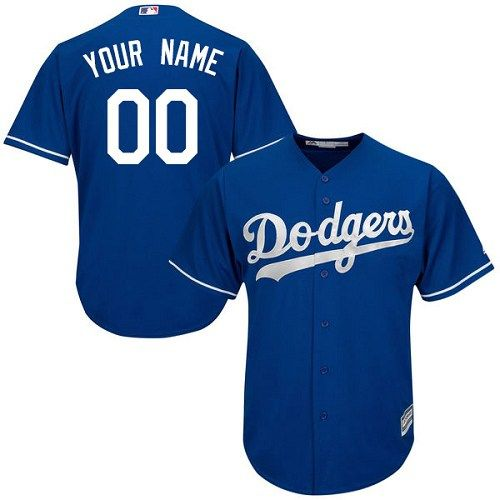 Los Angeles Dodgers Jersey, Custom Personalized, Leave Name & Number, Flex Base, Stitched, S-5XL, FREE Shipping