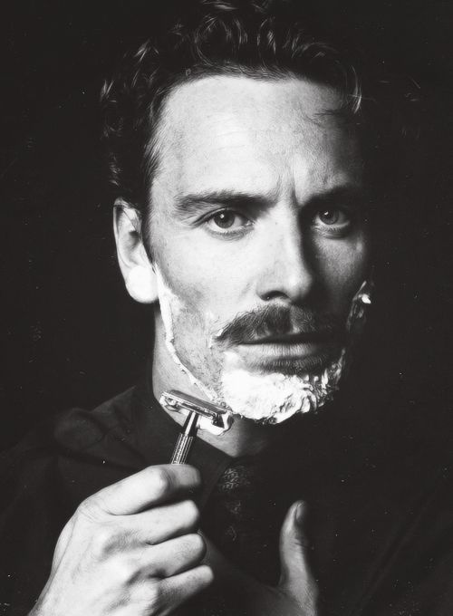 .: But, Faces, Michael Fassbender, Style, Bowties, Shaving, Actor, Portraits, Man
