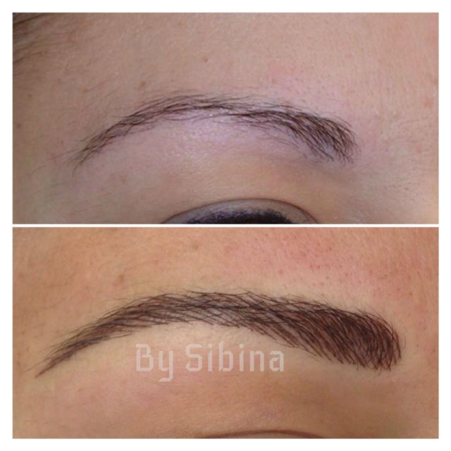 Eyebrow Tattoo What Every Single One Of Them Should Look Like