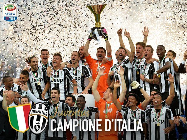 Campioni d'Italia 2015/2016
