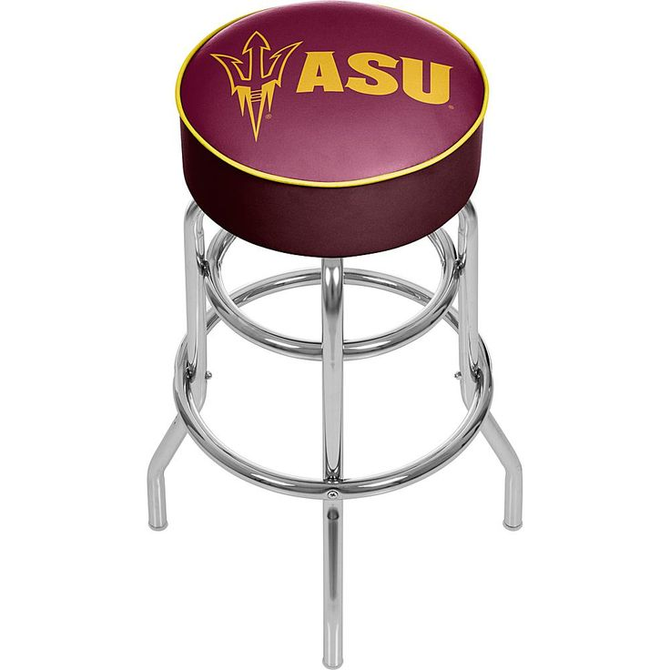 Trademark Global, Inc. Arizona State University Padded Bar Stool