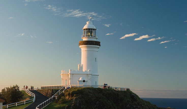 Take a tour of the Cape Byron Lighthouse which sits on Australia's most easterly point and one of the best whale viewing hotspots in the country.