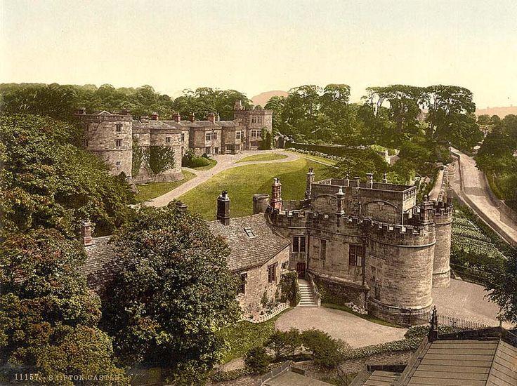 Skipton Castle, Skipton England