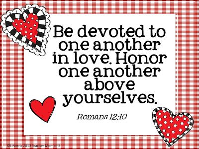 Faith Filled Freebies: Scripture Posters For Valentineu0027s Day