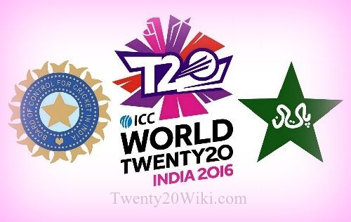 India to face Pakistan in 2016 world t20 on 19 March - T20 Wiki