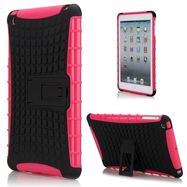 Neutronic Kick-Stand (Hot Pink) iPad Mini Cover