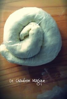 Le Chaudron Magique.: Monsieur Cuisine. ...la pâte feuilletée.