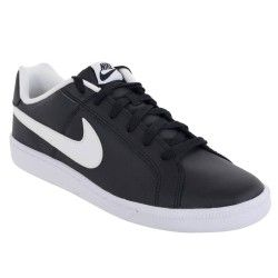 SDR Chaussures sports de raquette Tennis, Tennis de table, ... - NIKE COURT ROYALE-BLACK/WHITE NIKE - Tennis