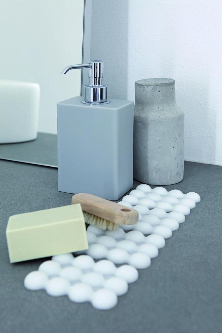 dosatore ricaricabile morbido e le bolle S #dosatore #bagno #accessori #sapone #geelli
