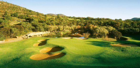 Lost City Golf Club | North West Province Golf Courses