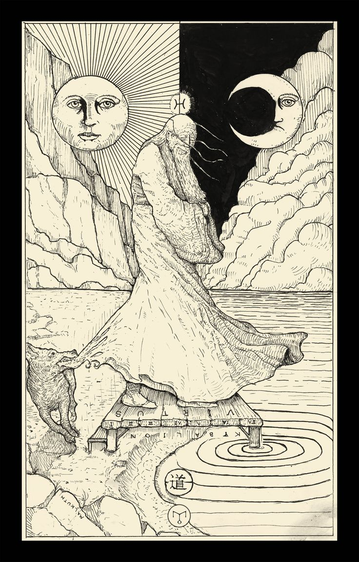 The Fool ( Tarot Card ) by erikemiranda.deviantart.com on @DeviantArt