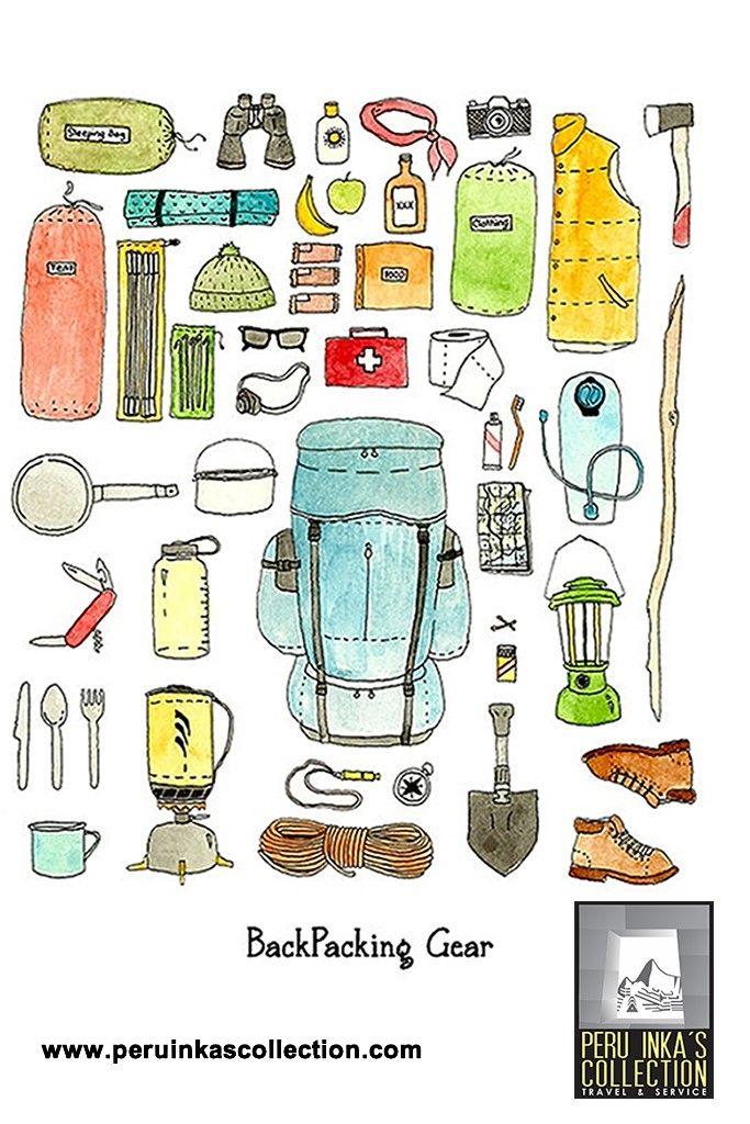 backpacking ger