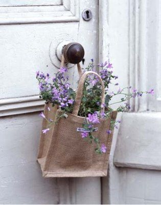 A nice welcome at the door (1) From: Rhubarb In The Garden, please visit