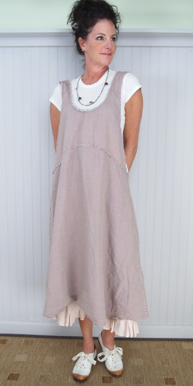 Simple, useful, lovely. (Les Ours Adelice Dress Apron)
