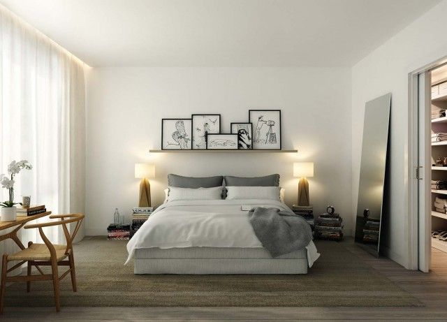 See more @ http://www.bykoket.com/inspirations/interior-and-decor/bedroom-designs-art