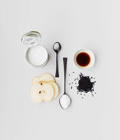 Black Rice Pudding | Uniqlo