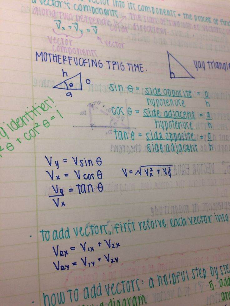 Bonus physics notes when I'm not rushing to write!