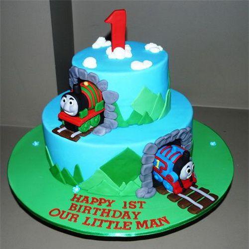 Jane Asher First Birthday Cake