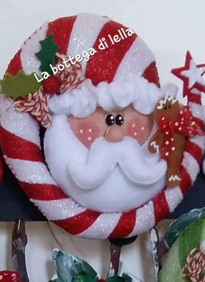 Santa tierno