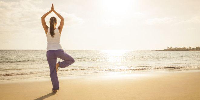 yoga per piedi piatti