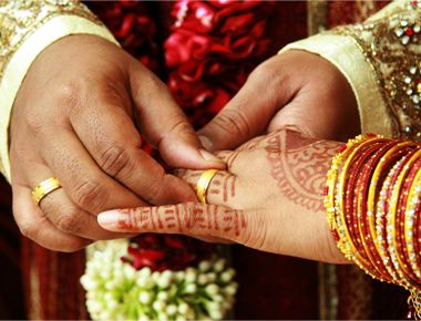 Happy Hindu Wedding