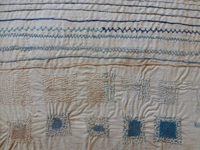 gorgeous mending samples seen on  kickcan and conkers