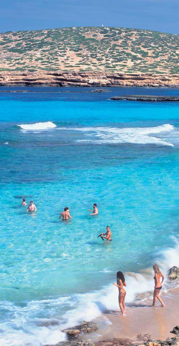 世界遺産イビサ島(バレアレス諸島) Ibiza(Eivissa), Balearic Islands