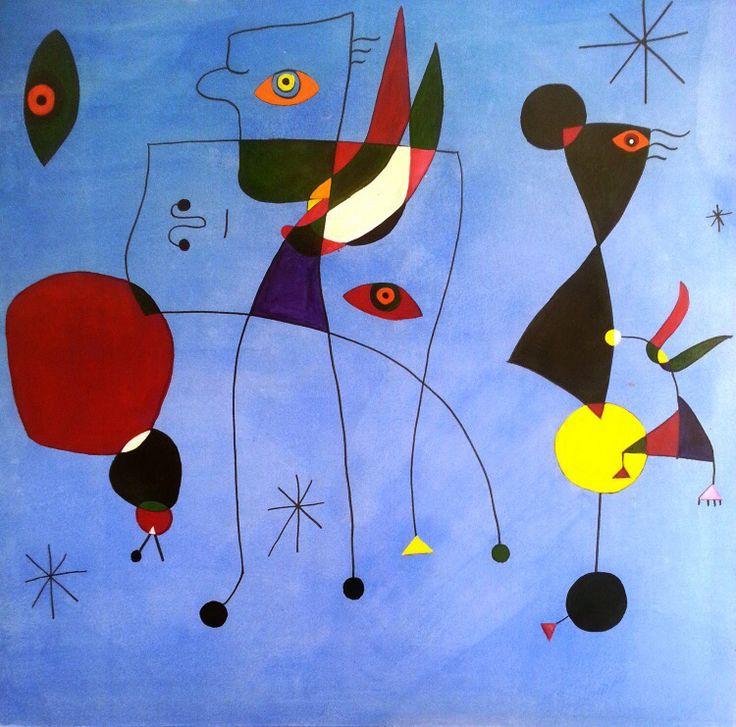 Juan MIRO via artmajeur.com #surrealismo #dibujo #arte