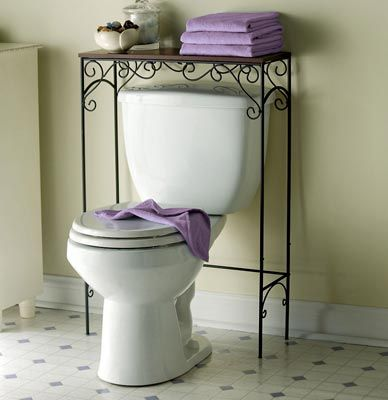 Marco Scrollwork Over The Toilet Table Sells For 21.99