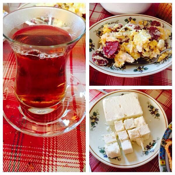 Türk kahvaltısı/colazione turca