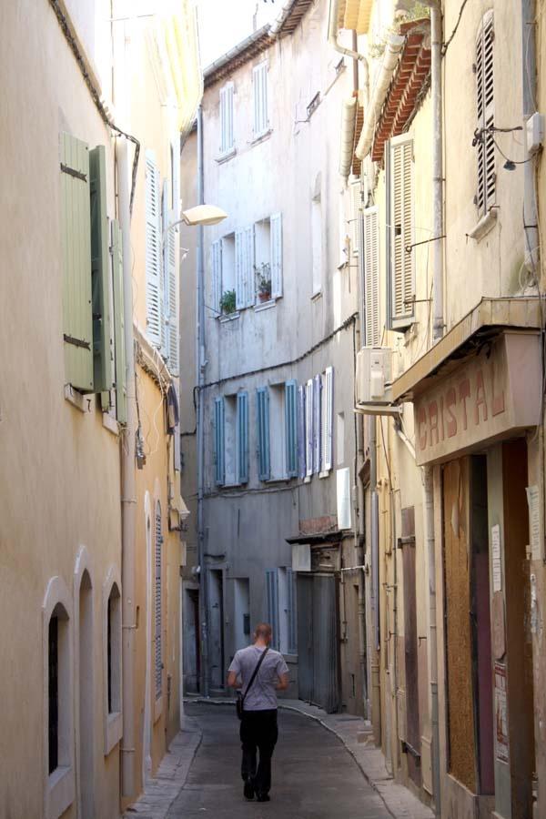 buildings. la ciotat, france