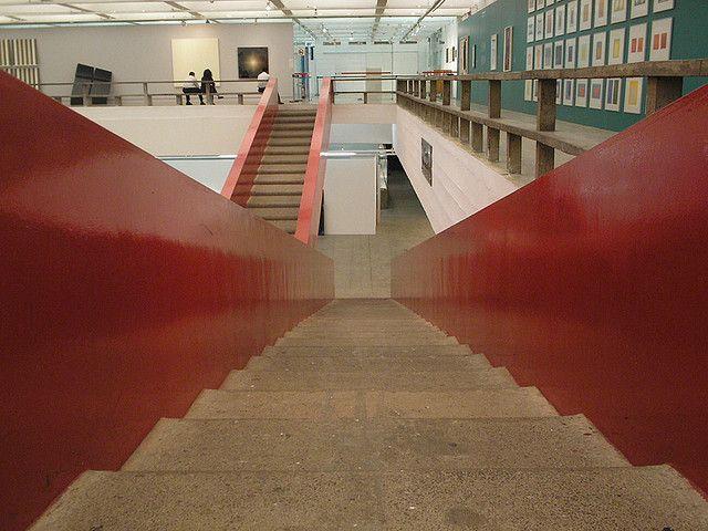 Museu de Arte de São Paulo (MASP), 1968 / Lina Bo Bardi