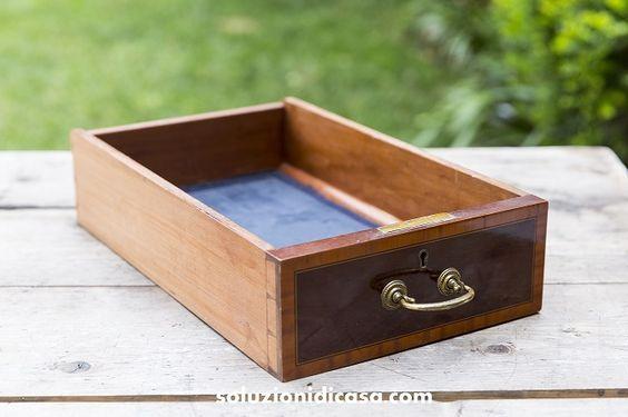 Come togliere la muffa da armadi e cassetti in legno