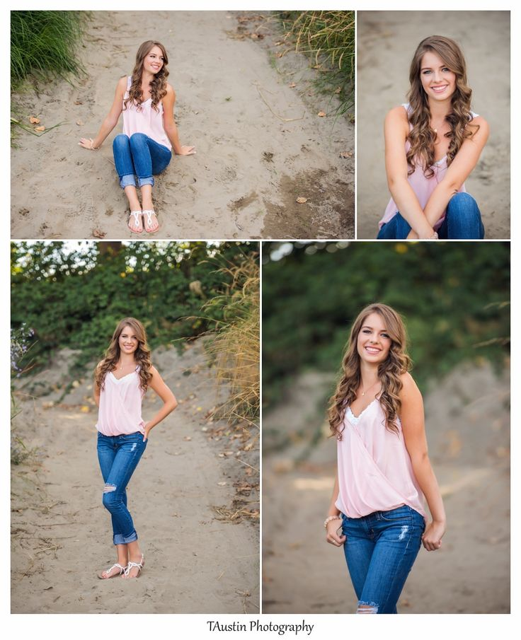 High School Senior Photos Pose And Outfit Ideas