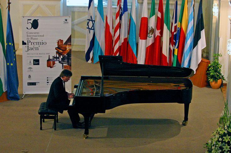 """Ralf Nattkemper ofrece, hoy, el concierto inaugural del 58º Premio """"Jaén"""" de Piano"""