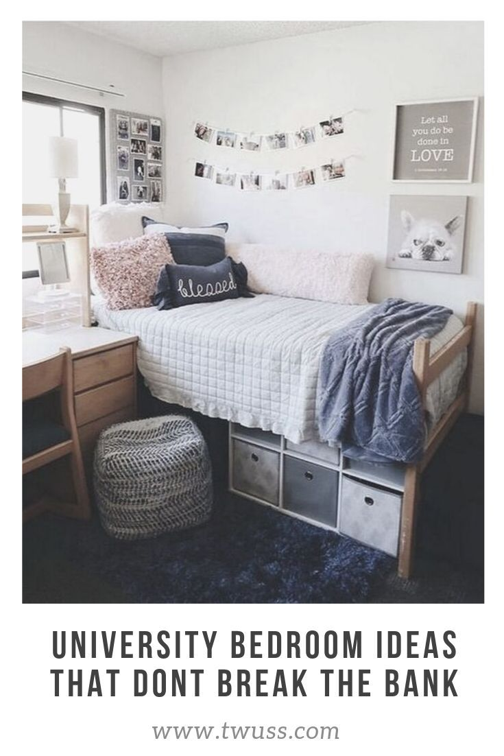 Pin On Dorm Room Ideas